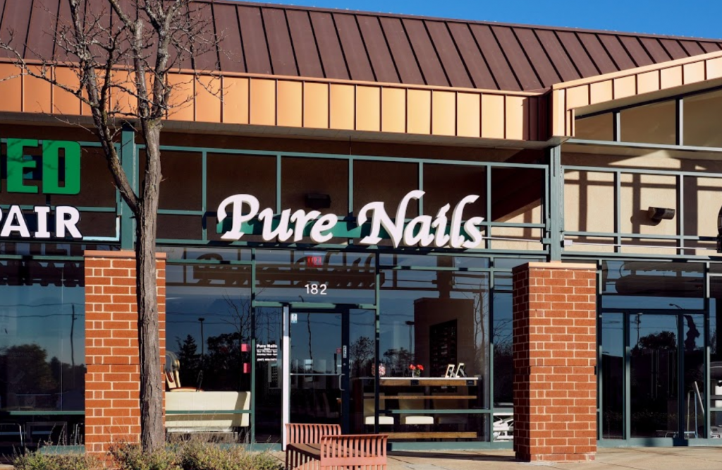 Pure Nails Schaumburg
