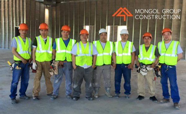 about mongol construction group