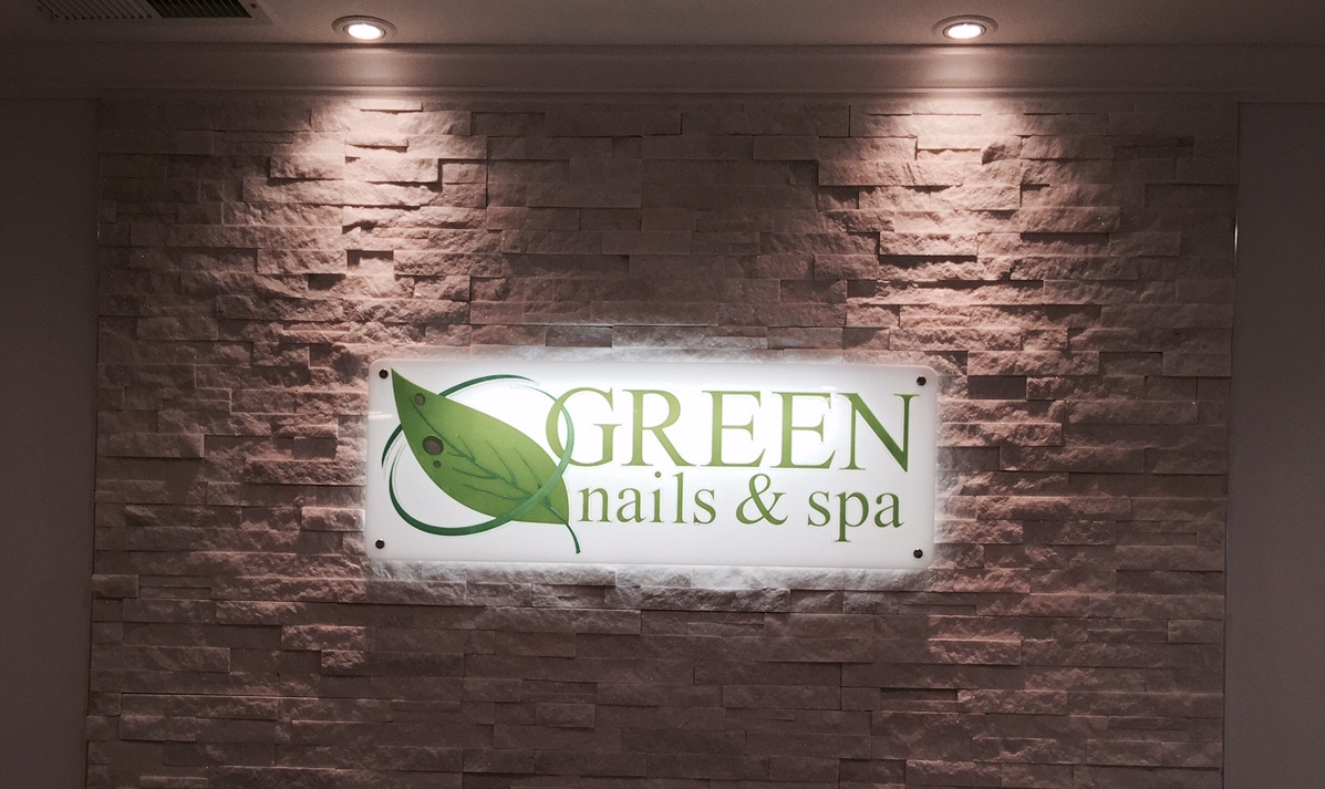 green nails & spa