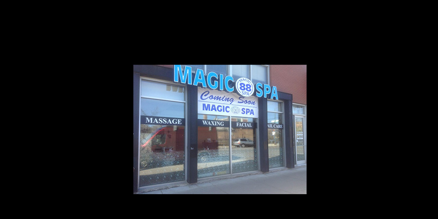 Magic 88 Spa