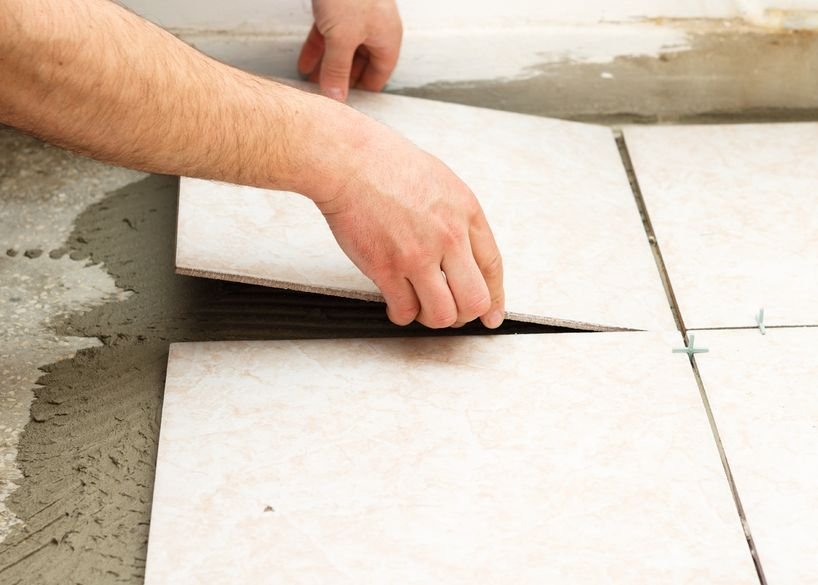 Chicago Tiling Flooring Service