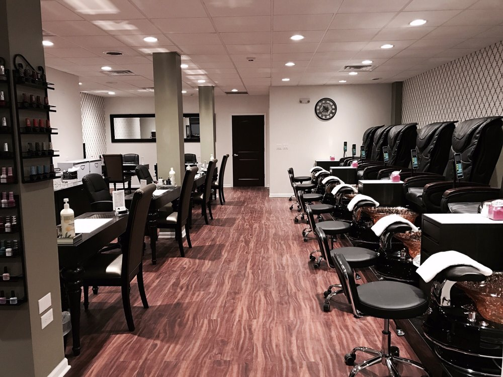Astra Nails Amp Spa Salon Renovation By Mongol Group Co
